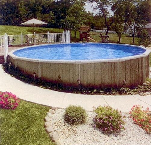 Planning your pool aquavita pools above ground in ground sales service pool supplies for Above ground swimming pool dealers
