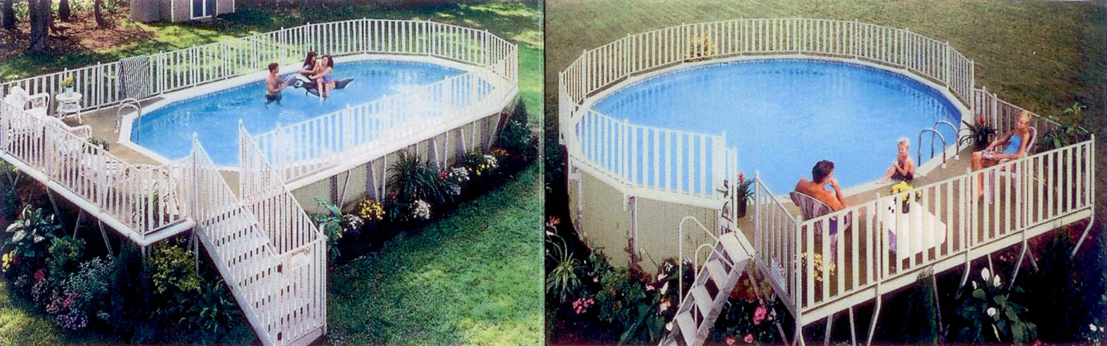 Wilbar Pools Aquavita Pools Above Ground In Ground
